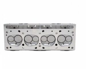 Edelbrock 60579 Performer 87cc Cylinder Head For 62 79 Pontiac 389 455 V8