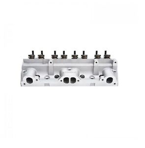 Edelbrock 61575 Performer D Port 87cc Cylinder Head For 389 455 Pontiac V8