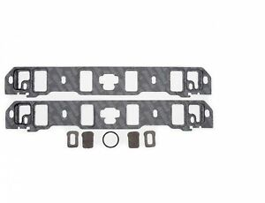 Edelbrock 7220 Replacement Intake Gaskets For 289 302 Sb Amp 351w Ford