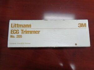 3m Littman Ecg Trimmer No 205