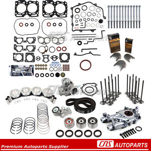 Fits 99 05 Subaru Impreza Forester Outback 2 5l Sohc Non Turbo Ej25 Engine Kit