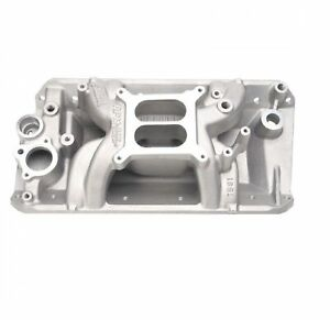 Edelbrock 7531 Rpm Air gap Intake Manifold For 304 401ci Amc jeep V8