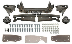 1947 1954 Chevy Truck Mustang Ii Front End Suspension Crossmember Kit Gmc Truck