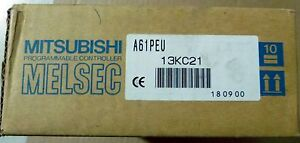 Mitsubishi Melsec A61peu 13kc21 Power Supply