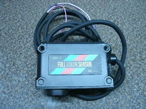 Idec Sa1j c1n3 Full Color Recognition Sensor
