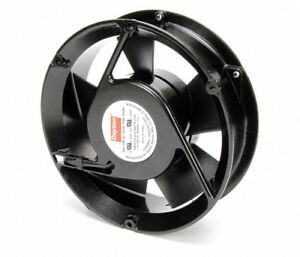 Dayton 6 75 Round Ac Axial Fan 115v 27 Watts 239 Cfm Model 3vu69