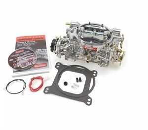 Edelbrock 9906 Remanufactured Performer 600 Cfm Carburetor W Electric Choke