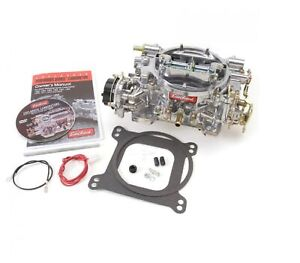 Edelbrock 9906 Reconditioned Performance 600 Cfm Carburetor W electric Choke