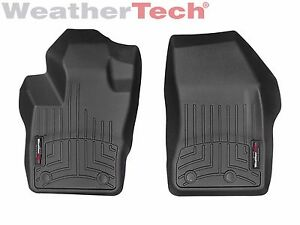 Weathertech Floorliner Mat For Jeep Renegade 2015 2019 1st Row Black