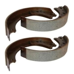 Four 2 Pair Brake Shoes 8n2200b 11022001 For Ford New Holland Tractor 8n Naa