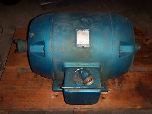 40 hp motor information on purchasing new and used for Abc electric motor repair