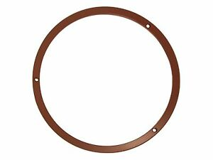 1967 1968 Ford Mustang Headlamp Door Outer Trim Ring