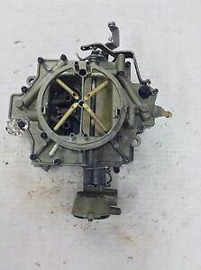 Rochester 4gc 4jet Carburetor 7024040 1964 Buick V8 401 Ci Engine