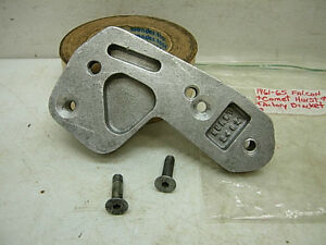 Real 1961 65 Ford Falcon Mercury Comet Orig Hurst 4sp Shifter Bracket 2482 Usa