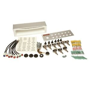 Painless Performance 50340 6 switch Extreme Off road Switch Panels