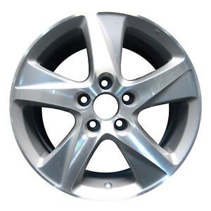 Brand New Replacement 17 17x7 5 Alloy Wheel Rim For 2009 2010 2011 Acura Tsx