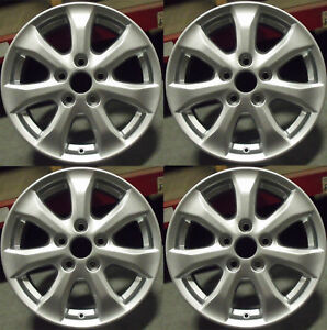 Brand New 16 Alloy Wheels Rims For 2007 2011 Toyota Camry Set Of 4 560 69495