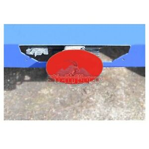 Steinjager J0045811 Red Baron 2 Hitch Cover For Jeep Wrangler Jk
