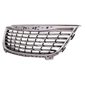 Replacement Front Grille Grille For 2011 2016 Chrysler Town Country Van