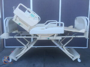 Carroll Chg Stryker Fully Electric Spirit Hospital Bed W New Mattress