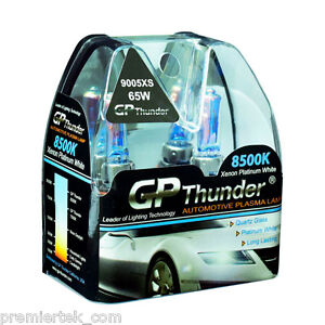 Gp Thunder Ii 8500k 9005xs Hb3a Xenon Ion Light Bulb 65w