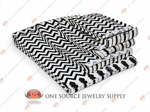 Lots Of 1000 Black Chevron Merchandise Bags Gift Bags Store Bags Paper Bags