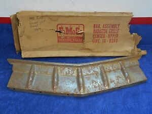 1951 Ford Center Grille Panel Nos Ford 716
