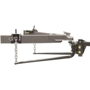 49583 Pro Series Rb3 Weight Distribution Hitch With Shank 10 000 Lbs
