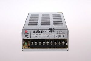 S 250 24 Dc 24v 10a Switching Power Supply Driver Converter For Led Strip Light