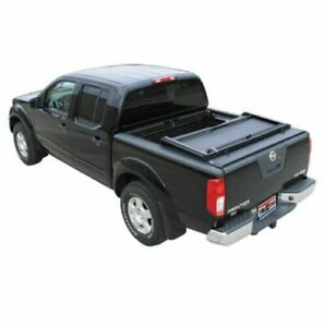 Truxedo 779101 Deuce Soft Roll Up Hinged Tonneau Cover For F250 F350 Sd 6 7 Bed