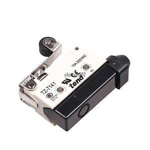 New Tz 7141 Short Hinge Roller Lever Momentary Micro Limit Switch 20pcs