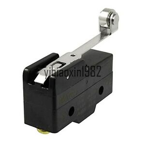 New Long Hinge Roller Lever Momentary Micro Limit Switch Tm 1703 20pcs
