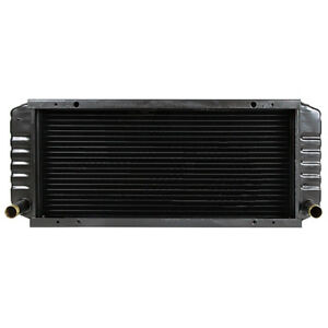 666384 6666384 Radiator For Bobcat S130 653 751 753 763 773 7753