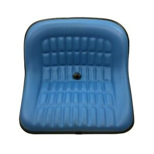 Cs668 8v Seat For Ford Tractor 1600 1700 1900 1910 1000 2000 3000 4000 5000