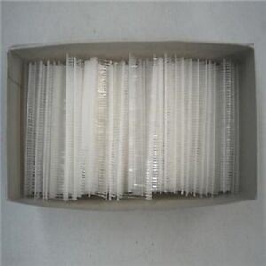 Case Of 50 000 Standard 3 Plastic Tagging Fasteners Barbs