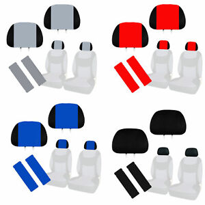 Brand New Red Gmc Logo Front Rear All Weather Rubber Floor Mats Made In U S A