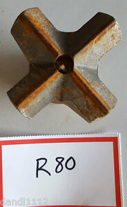 2 5 8 Carbide Rock Cross Drill Bits R80
