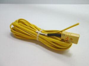 Watlow Mcf k wat Thermocouple Connector Temperature Rating 204c 15ft Leads
