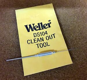 New Weller Ds104 Clean out Tool For The Ds100 Desoldering Station