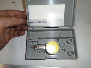 Machinist Tools Lathe Mill Machinist Mitutoyo Dial Indicator Gage 513 205