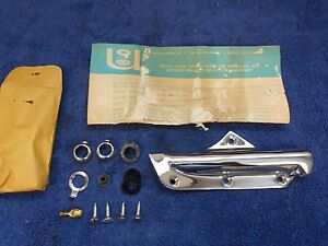 1971 76 Chevy Full Size Lh Spotlight Bracket Nos Unity 816