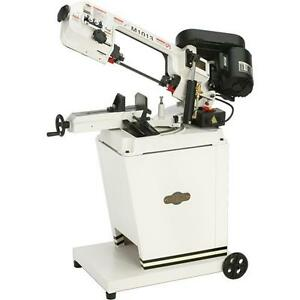 Shop Fox M1013 5 X 6 Metal Cutting Bandsaw 1 2hp new In Box