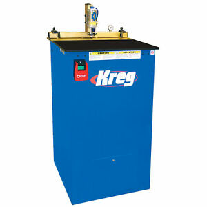 Kreg Dk1100fe Single spindle Electric Pocket Hole Machine new Free Shipping
