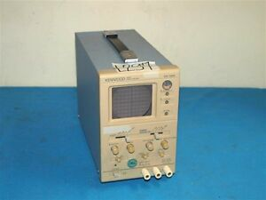 Kenwood Co 1305 Co1305 5mhz Oscilloscope