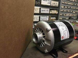 Procon Pump Motor For Carbanation Circulating 115 Vac 1 3hp