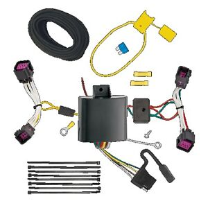 T one 4 way T connector Trailer Hitch Wiring For Chevy Sonic Sedan