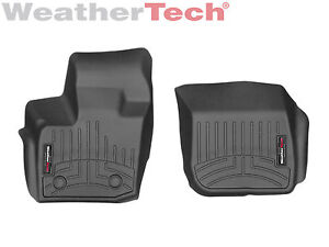 Weathertech Floor Mats Floorliner For Ford Fusion Lincoln Mkz 2017 2019 Black