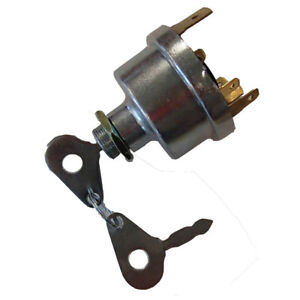 Ignition Switch For Massey Ferguson Tractor 185 188 235 243 245 250 253 255 263