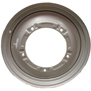 9n1015a 3 X 19 Front Rim Large Center Fits Ford 9n 2n