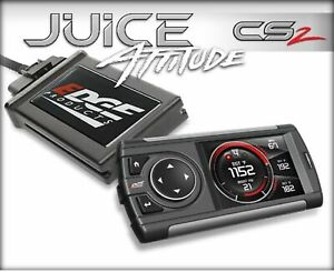 Edge 31401 Juice With Attitude Cs2 Programmer For 01 02 Ram Cummins 5 9l